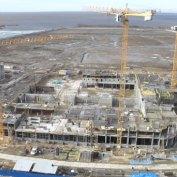 Ход строительства жилого комплекса, 14.03.2014