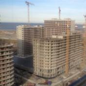 Ход строительства жилого комплекса, 20.10.2014