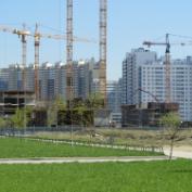 Ход строительства жилого комплекса, II очередь, 17.05.18