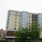 Ход строительства жилого комплекса, 17.05.2018