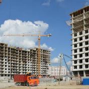 Ход строительства жилого комплекса, II очередь, 27.07.2018