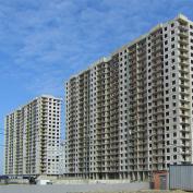 Ход строительства жилого комплекса, II очередь, 25.04.2019