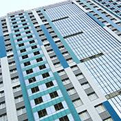 Ход строительства жилого комплекса, II очередь, 27.02.2020