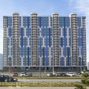 Ход строительства жилого комплекса, II очередь, 25.03.2020