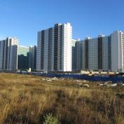 Ход строительства жилого комплекса, 28.10.2015