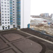 Ход строительства жилого комплекса, 24.12.2015