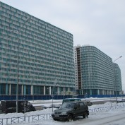 Ход строительства жилого комплекса, 19.01.2016