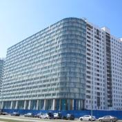 Ход строительства жилого комплекса, 22.04.2016