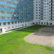 Ход строительства жилого комплекса, 30.05.2016