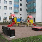 Ход строительства жилого комплекса, 29.06.2016