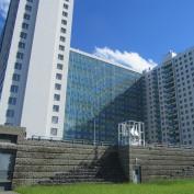 Ход строительства жилого комплекса, 17.08.2016