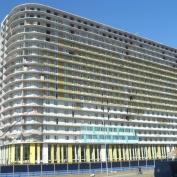 Ход строительства жилого комплекса, 13.04.2015