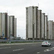 Ход строительства жилого комплекса, II очередь, 26.08.2019