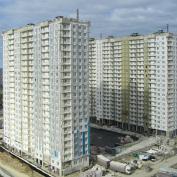 Ход строительства жилого комплекса, II очередь, 26.09.2019