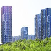 Ход строительства жилого комплекса, II очередь, 26.06.2020