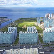 Ход строительства жилого комплекса, II очередь, 30.07.2020