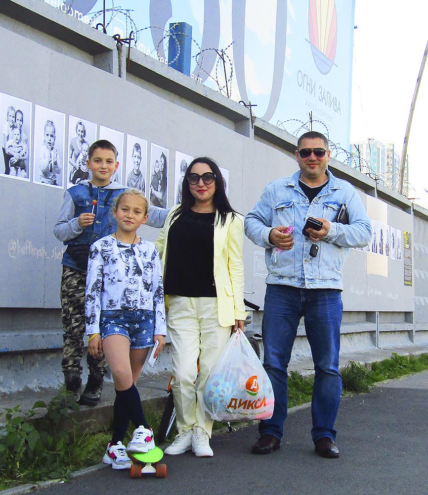 БФА. Награждение фотографов-покупателей квартир в ЖК Огни залива